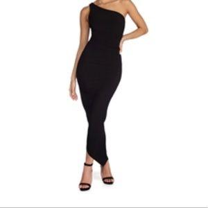 Black one should dress